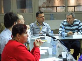 Репортаж о круглом столе «Актуальные проблемы бетонной отрасли», организованном бетонной тендерной системой «М350»