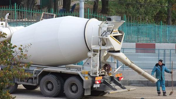 перевозки бетона в миксерах по москве