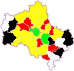 Исследование динамики цен по районам